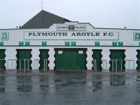 plymouth cgrounds pafc home park picture of plymouth argyle home park