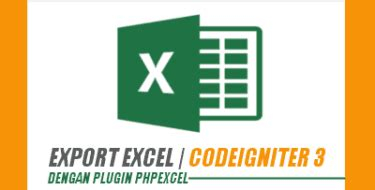 yii phpexcel tutorial export data archives
