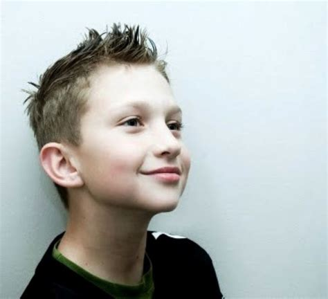 11 year boy hairstyle photos 1000 ideas about young boy haircuts on pinterest boy