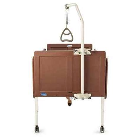 trapeze bar for bed offset trapeze for invacare g series hospital beds