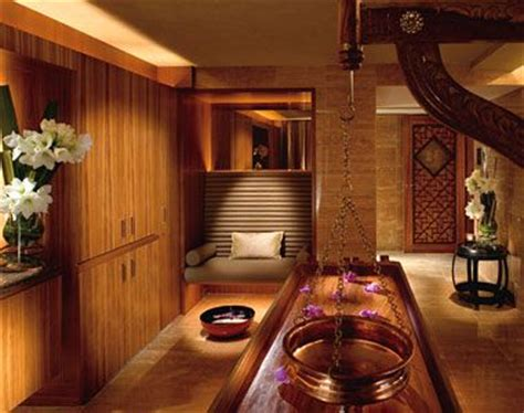 hong kong china asia an ayurvedic treatment room at the