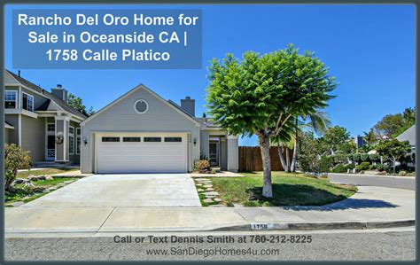 rancho oro home for sale in oceanside ca 1758 cal