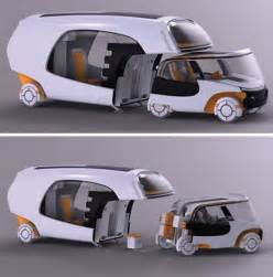 new future concept of luxury camper joy enjoys