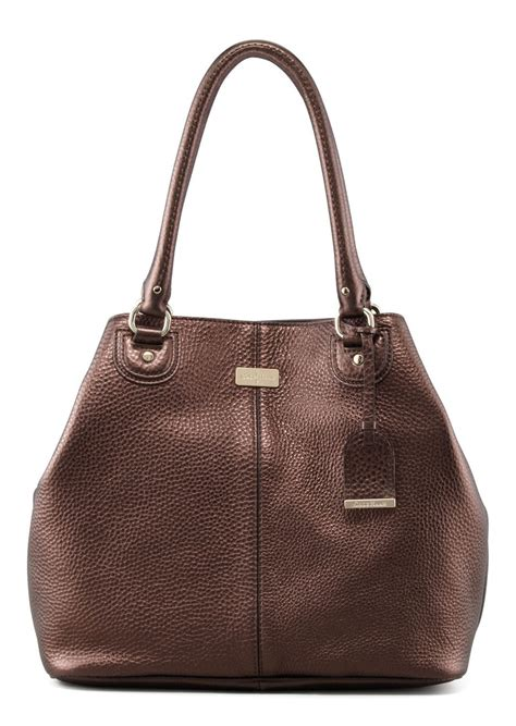 Cole Haan Medium Convertible Tote by Cole Haan Cole Haan Convertible Leather Tote Bag