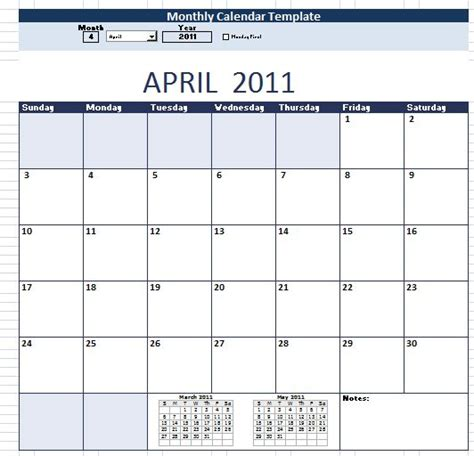 calender schedule template every person can make use of