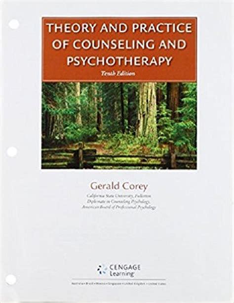 theory and practice of counseling and psychotherapy bundle theory and practice of counseling and