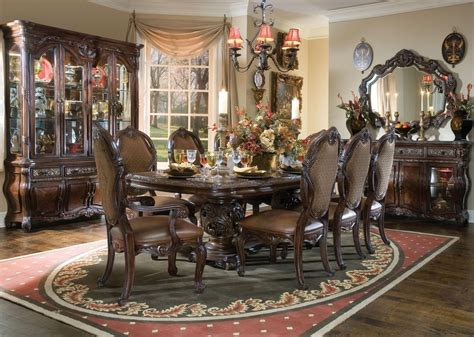 Formal Dining Room Furniture by Formal Dining Room Sets With Specific Details