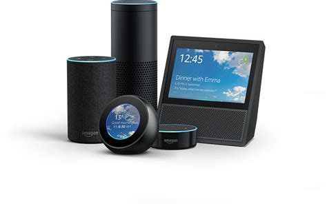 Amazon Echo   Always ready, connected and fast. Just ask.