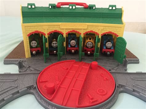Take Along Tidmouth Sheds by And Friends Take N Play Tidmouth Sheds