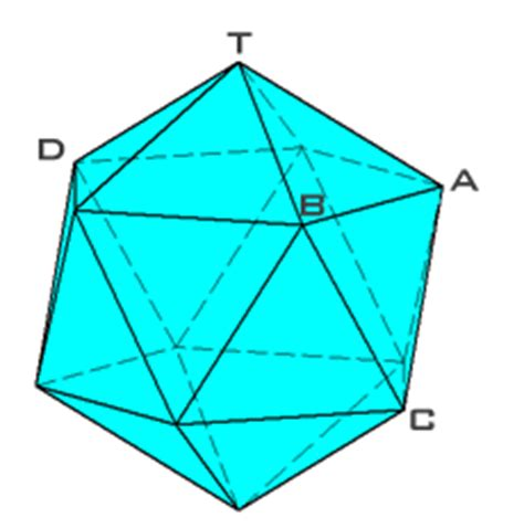 How To Make A 3d Hexagon Out Of Paper - mathematics of the soccer