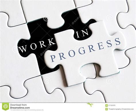 Tiny Plans by Work In Progress Stock Photo Image 57152476