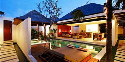 Florida House Plans With Pool chandra luxury villas bali luxury boutique hotel in bali