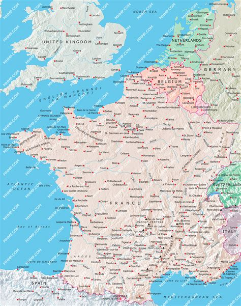 map netherlands and belgium map of belgium and