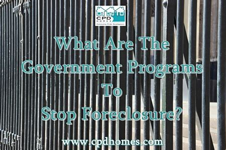 government programs that help you buy a house government programs available for avoiding foreclosure sell your house fast for cash