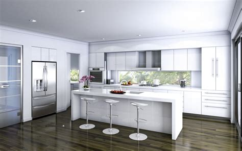 competitive kitchen design 15 classy kitchen designs with white kitchen chairs