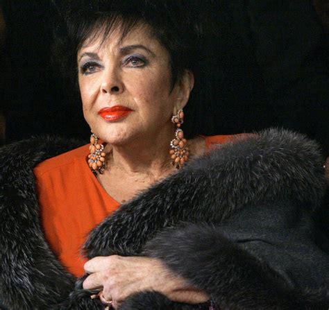 elizabeth taylor died legendary actress elizabeth taylor dies at 79