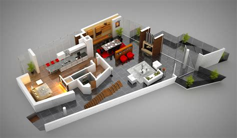 3d plan 3d floor plans cartoblue