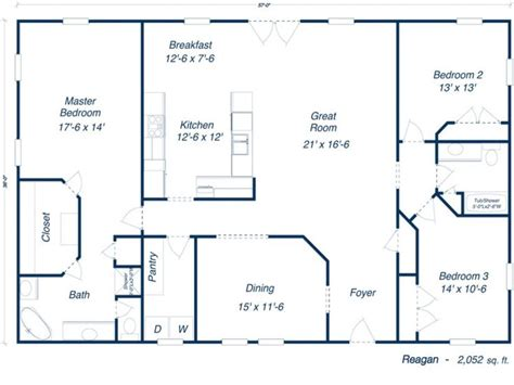 Pole Barn Floor Plans by Best 25 Pole Barn House Plans Ideas On Pinterest