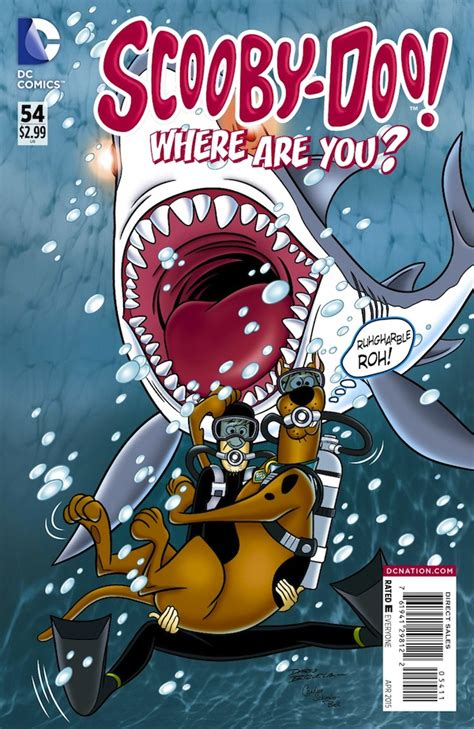 my underwater book one books exclusive preview scooby doo where are you 54