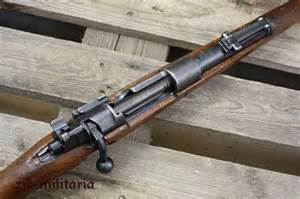 New Years Decoration Vz24 K98 Rendered Deactivated Rifle Wwii