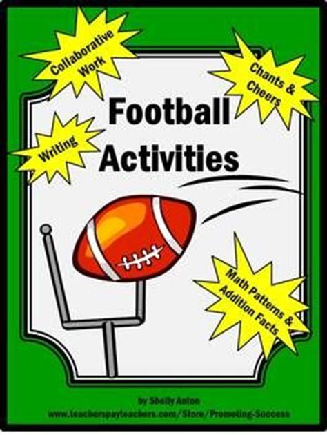 football your elementary students will these