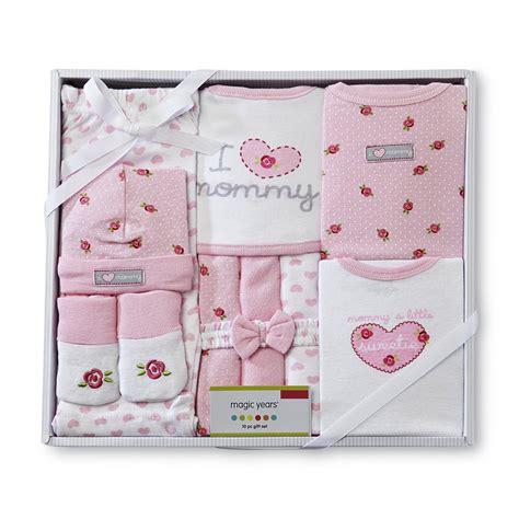 Baby Cloth Gift Set Baju Baby Gift Set Baju Baby magic years infant s 10 clothing gift set