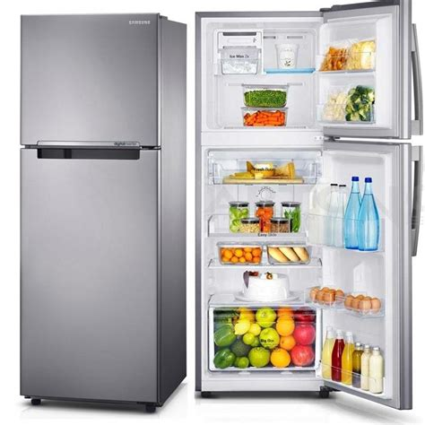 Freezer Hartono Elektronik samsung kulkas 2 pintu rt22farbdsa digital kompresor garansi 10 tahun elevenia