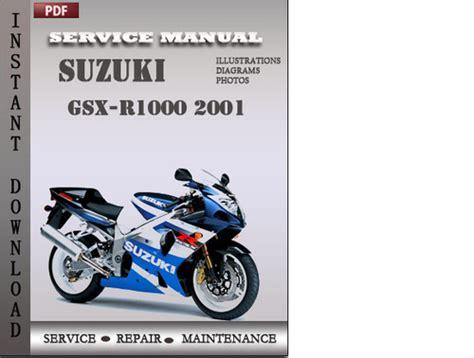 small engine repair manuals free download 2001 suzuki swift user handbook suzuki gsx r1000 2001 service repair manual download download man