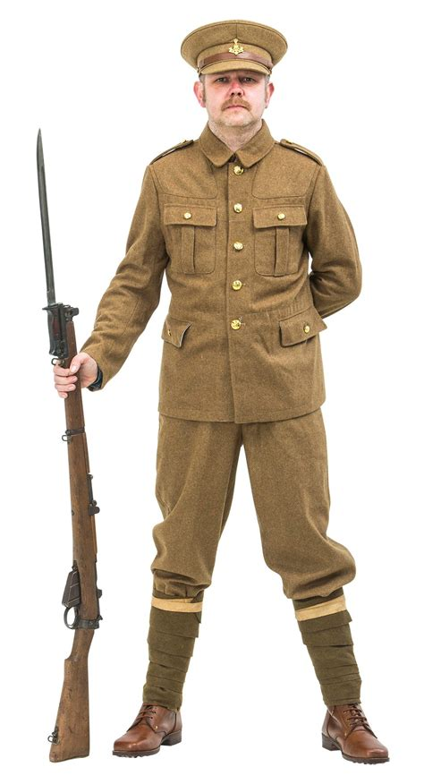 ww2 british soldier uniform ww1 british army soldiers uniform 1914 reproduction ww1