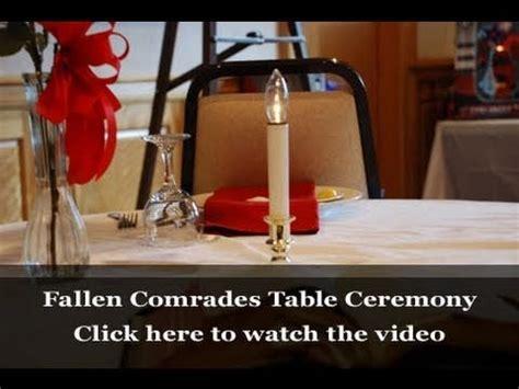 Missing Man Table Script Pin By Rhonda Spearman On Military Family Pinterest