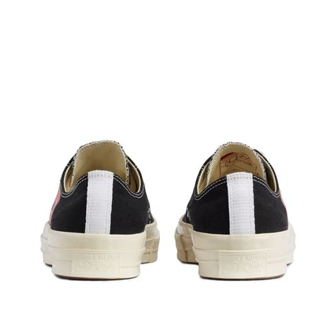 Converse All Ct 70 X Play Cdg by Play Converse Chuck All 70 Low Black