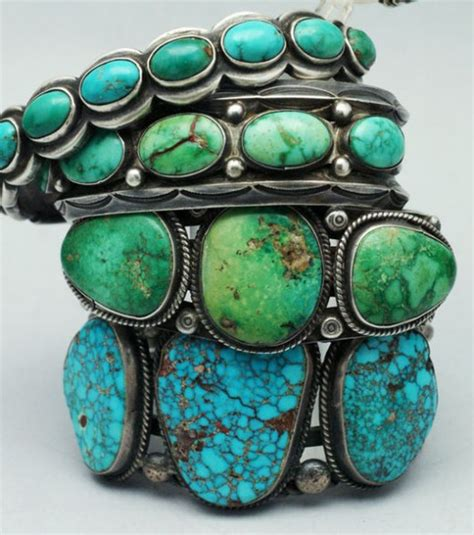 turquoise jewelry made by american indians