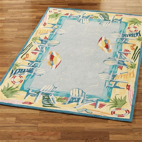 Beach Themed Bath Rugs With Original Trend In India Themed Bathroom Rugs
