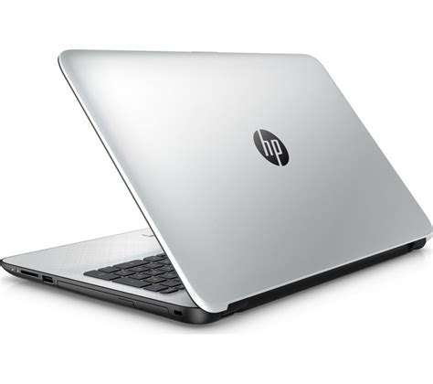 Notebook Hp15 Bw070ax Silver buy hp 15 af067sa 15 6 quot laptop silver free delivery currys