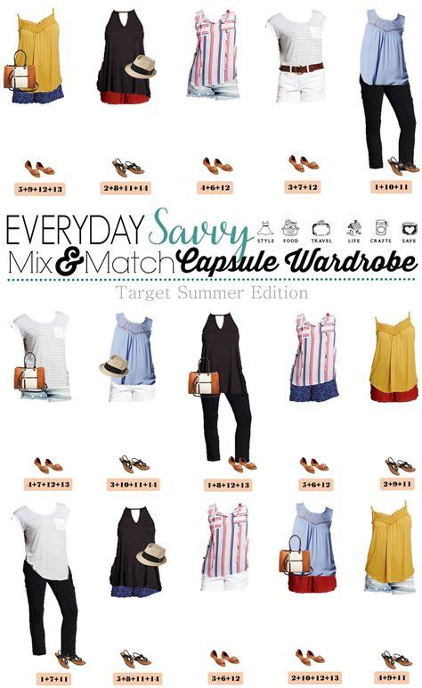 Target 2016 Summer Wardrobe Capsule | target 2016 summer wardrobe capsule target summer capsule