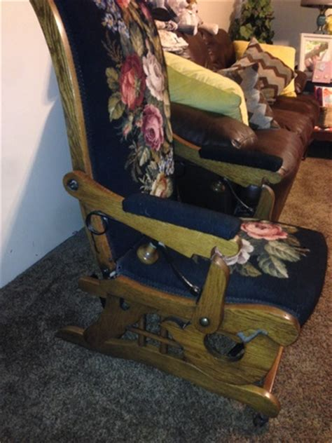 Vintage Rocker Recliner by Antique Platform Rocker Recliner Rocking Chair