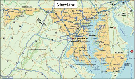 of maryland map of maryland pictures to pin on pinsdaddy
