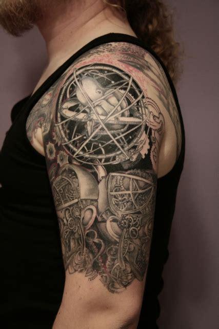 inkstruktor77 steampunk tattoo tattoos von tattoo