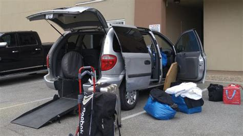45000 Deaths Detox by Wheelchair Accessible Minivan Stolen From Outside Rehab