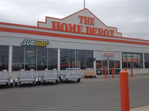 timmins subway inside home depot picture of subway