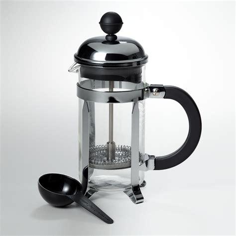 Alat Coffee Maker 3 cup bodum chambord press world market
