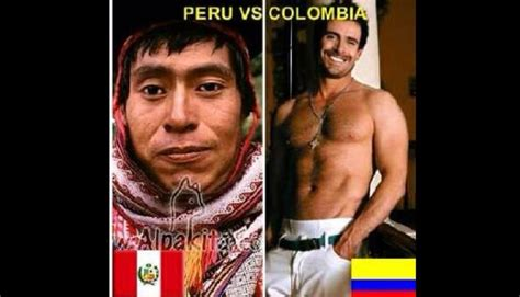 Peru Vs Colombia Memes - colombia vs per 250 161 guerra de memes por el partido en