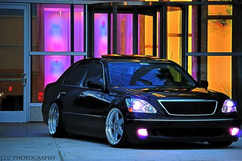 lexus ls430 vip style official photoshoot ls430 vip gato style clublexus