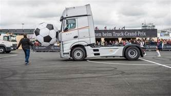 Mercedes Grand Prix Mercedes At The Truck Grand Prix 2016 Roadstars