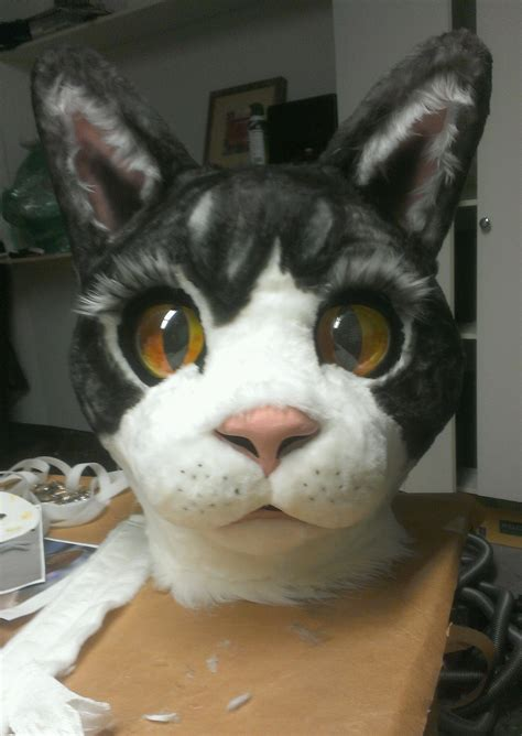 How To Make A Mascot From Paper Mache - petunia how to make a paper mache cat paper mache