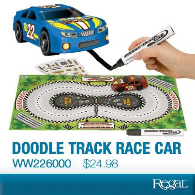doodle track car 17 best images about regal gifts toys on