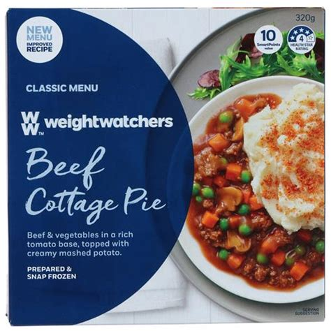 Frozen Cottage Pie by Buy Weight Watchers Frozen Meal Cottage Pie 320g At