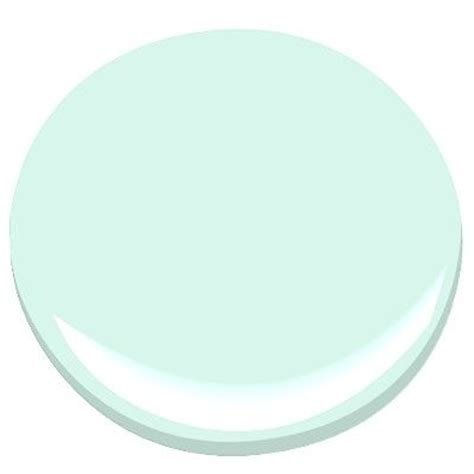 light aqua blue paint benjamin moore minty green 2042 70 choice for 103 dining