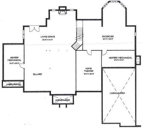modular homes floor plans with basement house plans