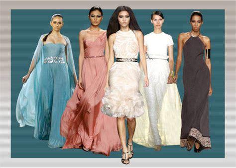 wedding entourage hairstyle bridal style entourage gowns preview